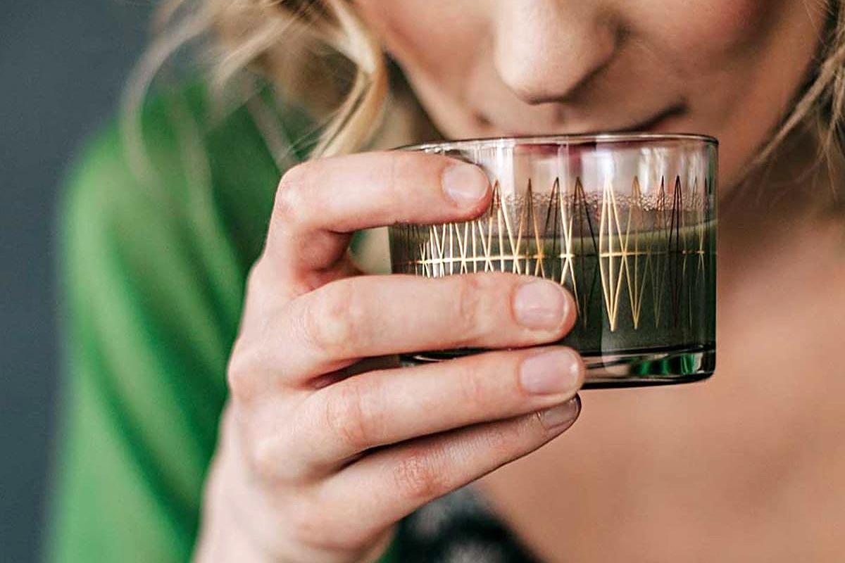 зачем пить хлорофилл