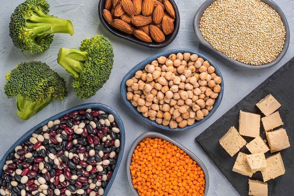 Какой бывает растительный протеин